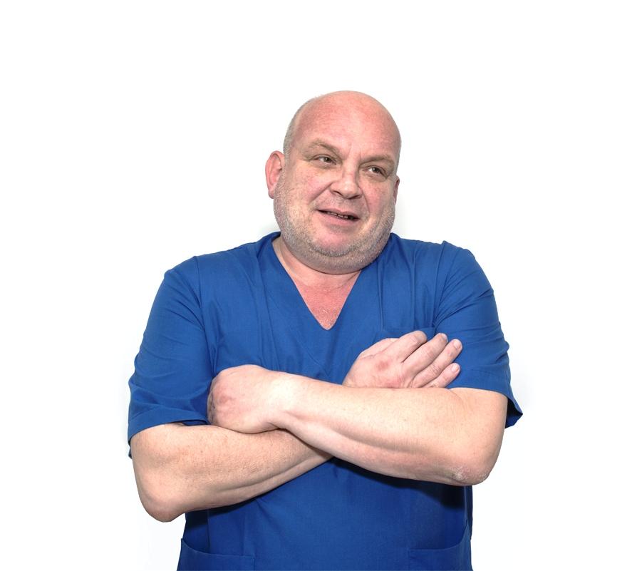 Д-р Владимир Лесичков