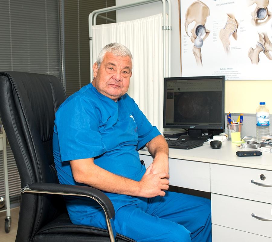 Д-р Георги Налбантов