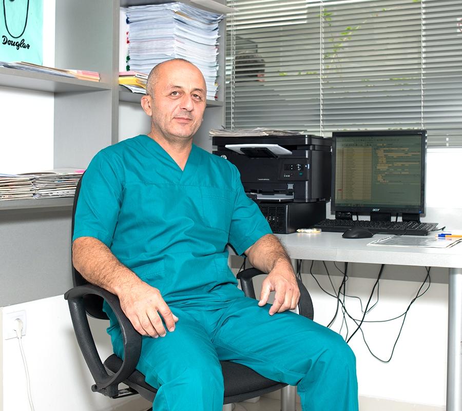 Dr. Georgi Yanev