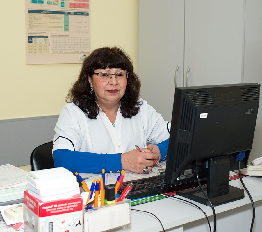 Д-р Иванка Джиброва