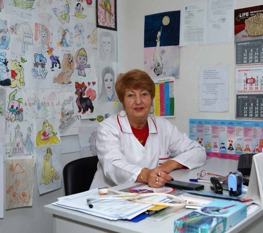 Д-р Диана Мирчева