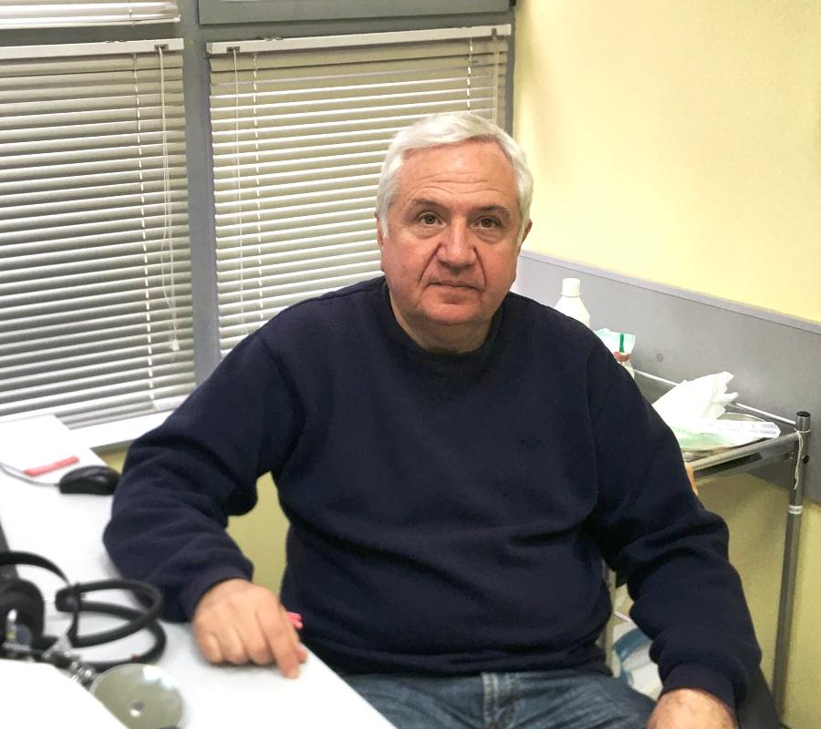 д-р Станислав Ангелов