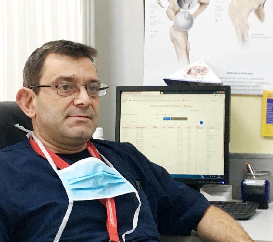 Д-р Георги Кехайов